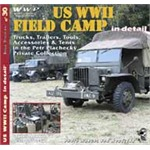 Red Line Band 30 \'US WW2 Field Camp in Detail\'