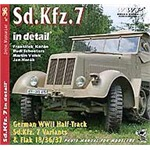Red Line Band 36 \'Sd.Kfz.7 in Detail\'