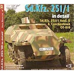 Red Line Band 37 \'Sd.Kfz.251/1 Ausf.D in Detail\'