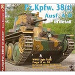 Red Line Band 38 \'Panzer 38(t) Ausf.A-D in Detail