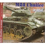 Red Line Band 40 \'M-24 Chaffee in Detail\'