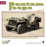 Red Line Band 59 \'Bantam Jeep in Detail\'