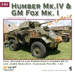 Red Line Band 63 \Humber Mk. IV/GM Fox in Detail\'