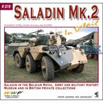 Red Line Band 78 Saladin Mk. II in Detail