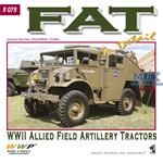 Red Line Band79 Field Artillery Tractors in Detail