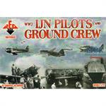 IJN pilots and ground crew