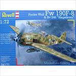 Focke Wulf Fw 190F-8 & Bv 246 \