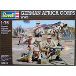 German Africa Corps WWII DAK
