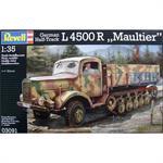 German Half-Track L4500R