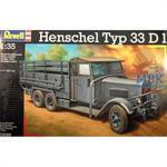 Henschel Typ 33D1