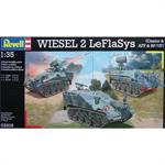 Wiesel 2 LeFlaSys (Ozelot & AFF & BF/UF)