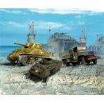 US Army Fahrzeuge / Vehicles (6 Stück / Pieces)