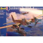 Junkers Ju88 A-4 (mit Bomben / with bombs)