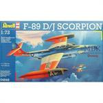 F-89 D/J SCORPION