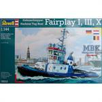 Hafenschlepper / Harbour Tug Boat Fairplay I,III,X