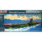 Aircraft Carrier SHINANO  1:1200