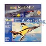 Alpha Jet Modell Set