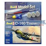 C-160 Transall Modell Set 1:220