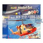 Bell AB212 / UH-1N Modell Set