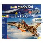 F-16C Tigermeet  Modell Set
