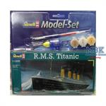 Model Set R.M.S. Titanic (1:1200)