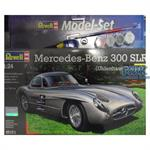 Mercedes-Benz 300 SLR Uhlenhaut Coupe  Modell Set