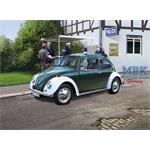 VW Beetle Police (Polizeiwagen)