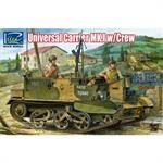 Universal Carrier Mk.I w/Crew