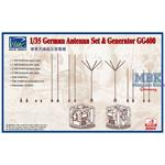 German Antenna Set & Generator GG400