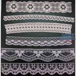Lace Curtains Set - Gardinen Set