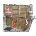 Large Shipping Crates - gr. Transportkisten
