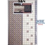 3D Floor Tiles - realistische Bodenfliesen - G