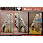 Ruined Clock Tower - beschädigte Glockenturm