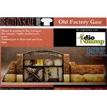 Old Factory Gate - Altes Fabriktor