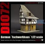 German Fachwerk House