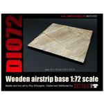 Wooden Airstrip Base