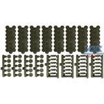 Sechseckplattenelemente und Randabschlüsse, BW