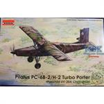 Pilatus PC-6B-2/H-2 Turbo-Porter