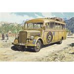 Opel Blitz Omnibus W39 Ludewig, late