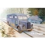 Opel Blitz 3.6-47 Omnibus W39 Ludewig