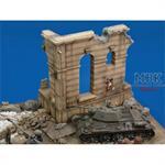 Russia Monument Ruin