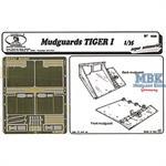Tiger I mudguards