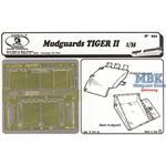 Tiger II mudguards