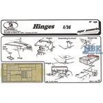 Hinges - Scharniere
