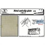 Metal Anti-Slip Plate #2