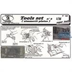 Zimmerit Tool Set #2