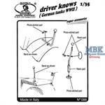 Driver knows - Peilstangen