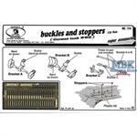 Buckles and Stoppers (German Tank)