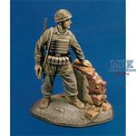 Italian Paratrooper WW2