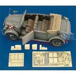 Kommandeurwagen type 1500A Set